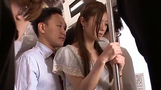 Crazy Japanese model Ren Aizawa in Best Solo Girl, Secretary JAV scene