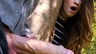 Mishas tight pussy pounded by Dannys bigcock