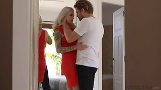 Passionate Couple's Therapy w Busty Arteya