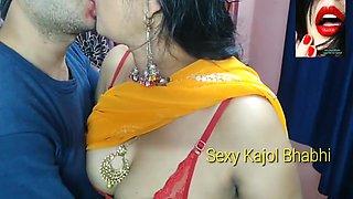 Hot Kajol Bhabhi Fucked Hard