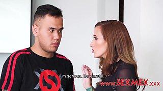 La Pecosa - Cheating On Blind Husband
