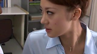 Exotic Japanese model in Amazing Handjobs, Swallow/Gokkun JAV scene