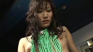 Incredible Japanese whore Neo Seijoh in Amazing Cumshots, Gangbang JAV clip