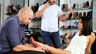 Brazzers - If The Shoe Fits