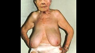 ILoveGrannY Old Granny Pictures Compilation