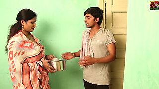 Sexy bhabhi and milk man