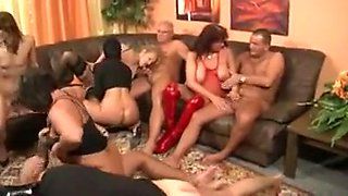 Swing party 60 group sex full version