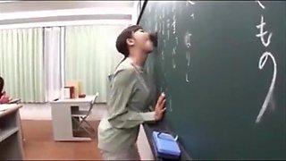 gloryhole in classroom