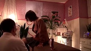 2 Tiny Japanese Schoolgirls CREAMPIE