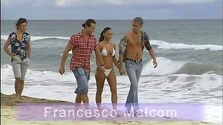Crazy pornstar Christina Bella in amazing outdoor, anal porn clip