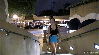 Fiona in Amazing Fitness Scene 1 - FTVGirls