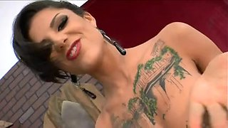 Joi - tattooed fem master domina