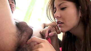 Rosa Kawashima ends with sperm - More at Slurpjp.com