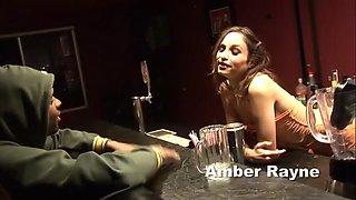 Crazy pornstar Amber Rayne in best rimming, brunette sex scene