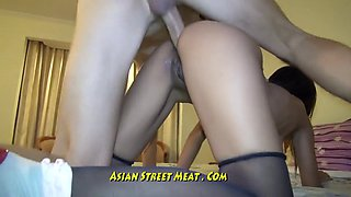 bum fuck strange Filipino needs to ejaculate