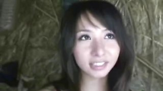 African Tribe Welcomes a Hot Asian!