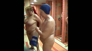 grannies spied in the shower_240p