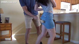 One of my favorite fun spankings 2
