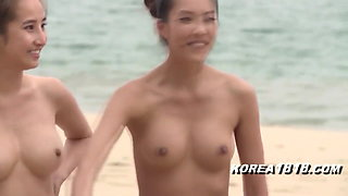 Korean Slut Island #4
