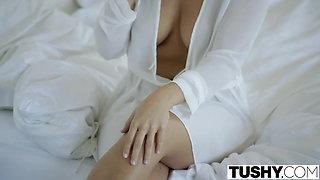 TUSHY Keisha Greys Erotic Anal Massage
