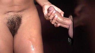 big natural tits hairy milf gloryhole