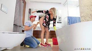 2020 Brittany Bardot-Landlords Wet Ass P