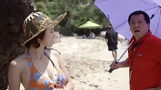 Gwak Hyun Hwa Park Sung Eun Lee Pa Ni Ero Actress Korean Woman Bikini Sex With Ero Movie Staff Film Director In Bali Indonesia G