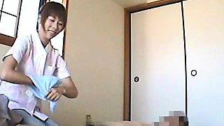 Visitor Nurses Oral Sex