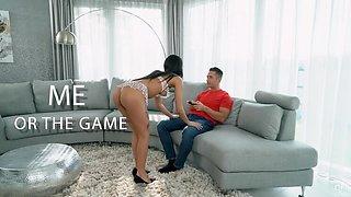 Nubile Films: Capri Lmonde Or The Game? on PornHD