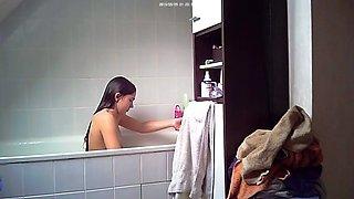 Bathroom teenage beauty aylie 0216