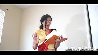 Cumming inside tutor (mom&#039s friend) hindi