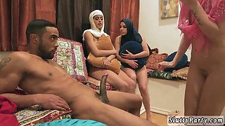 Teen doctor visit Hot arab ladies try foursome