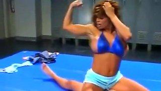 Devon Lockerroom sex wrestling