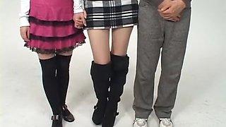 Horny Japanese girl Riri Kouda in Exotic Group Sex, Amateur JAV video
