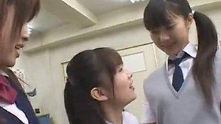 Gokkun school girl