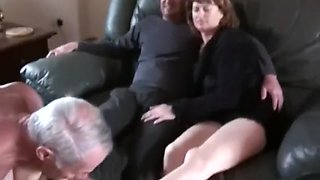 AMATEUR BISEXUAL CUCKOLD COUPLE