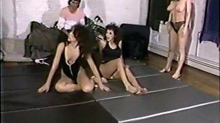 Wrestling Beauties