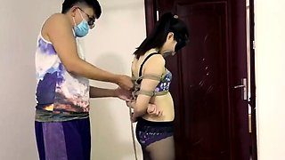 Japanese Bondage Sex Intense BDSM Sexual Punishment 3