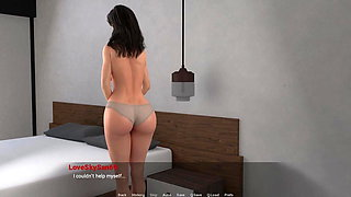 Away From Home Part 36 Sexy Lady In My Bed By LoveSkySan69