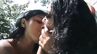 Indian Lesbian Naked In Swimming Pool Kissing