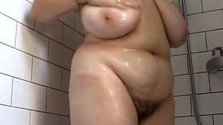 Hottest homemade Big Natural Tits, BBW sex scene