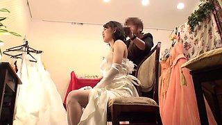 CHEATING BRIDE AT PREWEDDING STUDIO 005