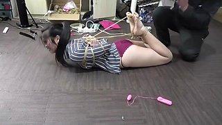 绳之韵 豆豆条纹衬衣重度游戏(第三集)